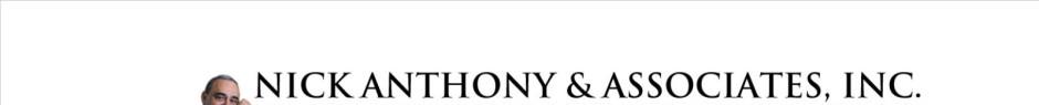 Nick Anthony & Associates, Inc.